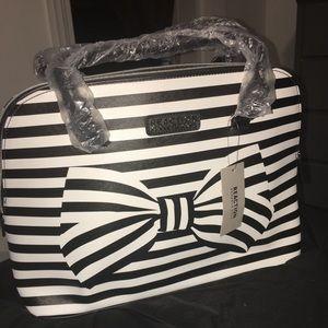 Kenneth Cole Striped Bag